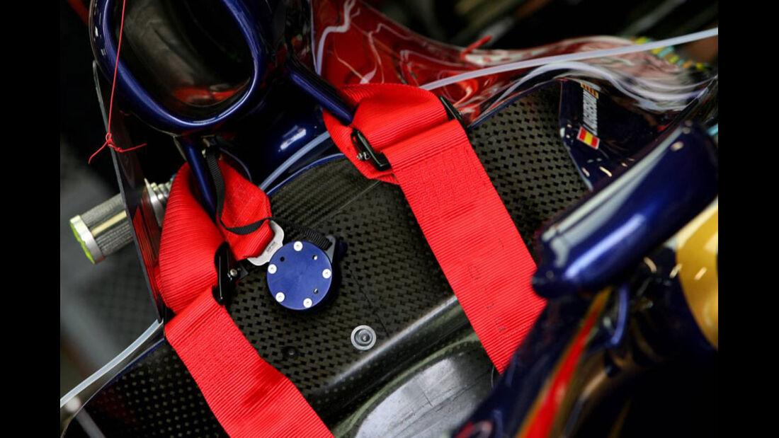 Toro Rosso - GP Singapur - 23. September 2011