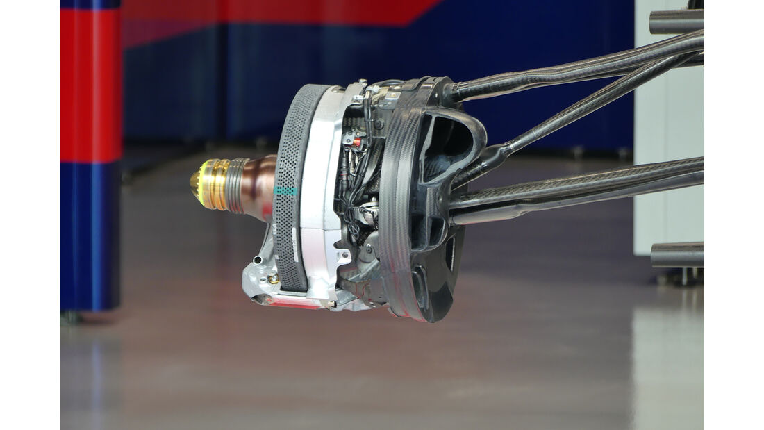 Toro Rosso - GP Singapur - Formel 1 - Donnerstag - 19.9.2019