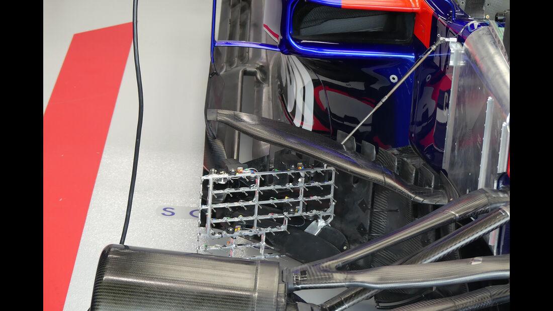 Toro Rosso - GP Singapur - Formel 1 - Freitag - 20.9.2019
