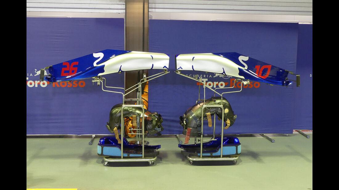 Toro Rosso - GP Singapur - Formel 1 - Mittwoch - 18.09.2019