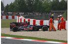 Toro Rosso - GP Spanien 2009