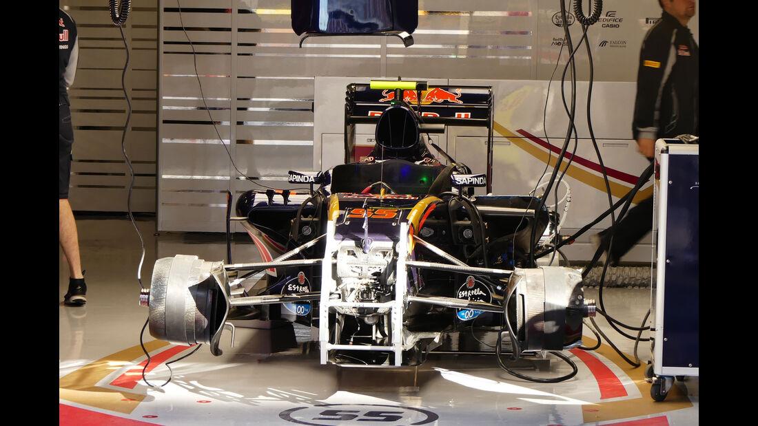 Toro Rosso - GP Spanien 2016 - Barcelona - F1 - Freitag - 13.5.2016