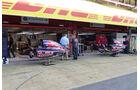 Toro Rosso - GP Spanien - Barcelona - Freitag - 8.5.2015