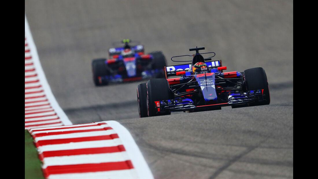 Toro Rosso - GP USA 2017