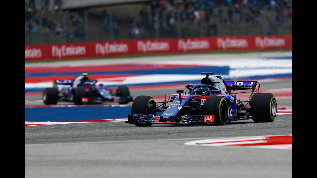 Toro Rosso - GP USA 2018
