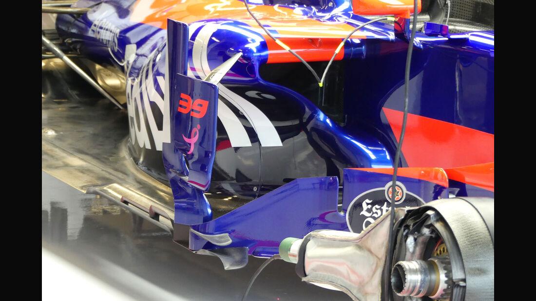 Toro Rosso - GP USA - Austin - Formel 1 - Freitag - 20.10.2017