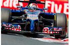Toro Rosso - GP Ungarn 2014