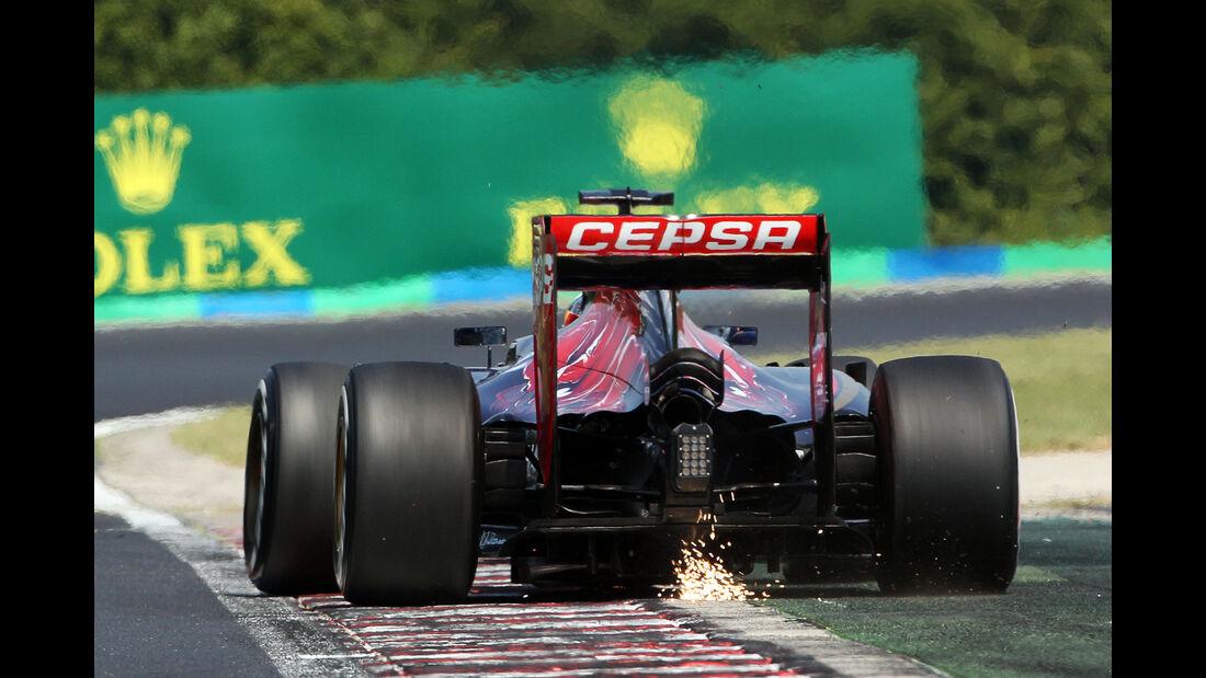 Toro Rosso - GP Ungarn 2015