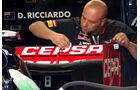 Toro Rosso Heckflügel GP Kanada 2012