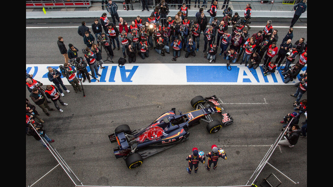 Toro Rosso - Highlights - Barcelona Test 2 - 2016