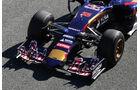 Toro Rosso - Nasenkamera - Jerez - 2015