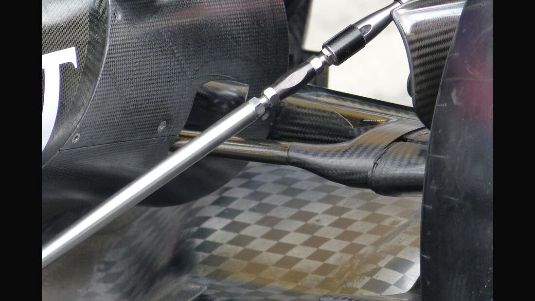 Toro Rosso - Querlenker - GP Österreich - Formel 1 - 2015