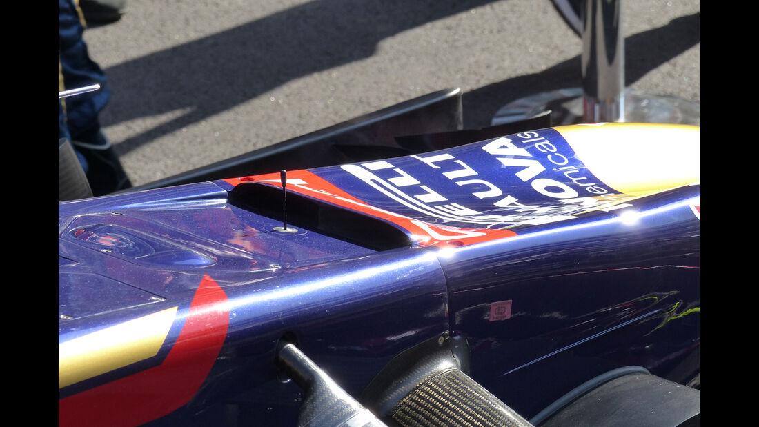 Toro Rosso - S-Schacht - 2014
