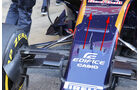 Toro Rosso - S-Schacht - F1-Test - Barcelona 2016