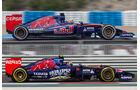 Toro Rosso - STR-10 - Technik-Check - Formel 1 - 2015