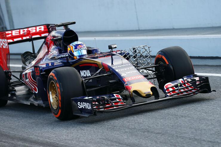 Toro Rosso - STR10 - Formel 1 - Barcelona Test 2015