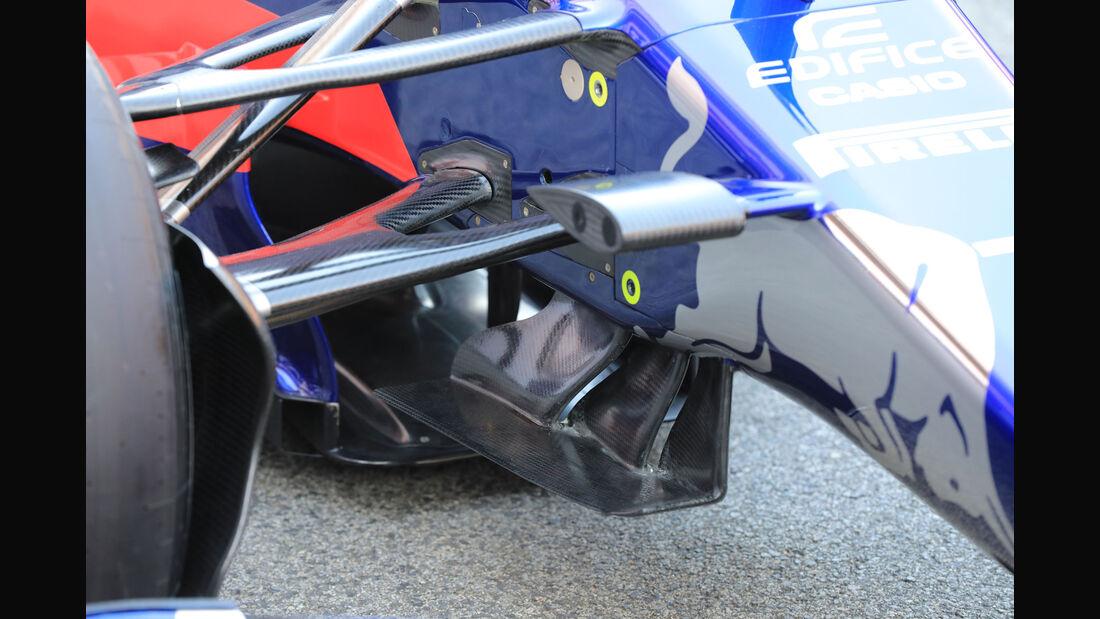 Toro Rosso STR12 - Rennwagen - Formel 1 2017