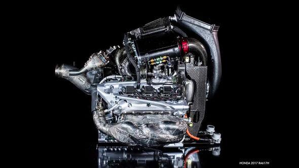 Toro Rosso STR13 - Screenshot - Honda-Motor Soundcheck-Video - 2018