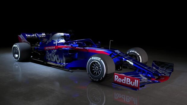 Toro Rosso STR14 - Screenshot - Launch-Video