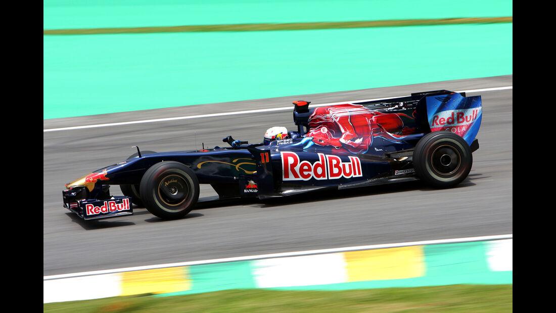 Toro Rosso STR4 - Jaime Alguersuari - F1 2009