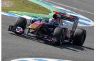 Toro Rosso STR6 Buemi Test 2011