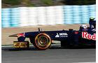 Toro Rosso STR8 Nase F1 Jerez 2013