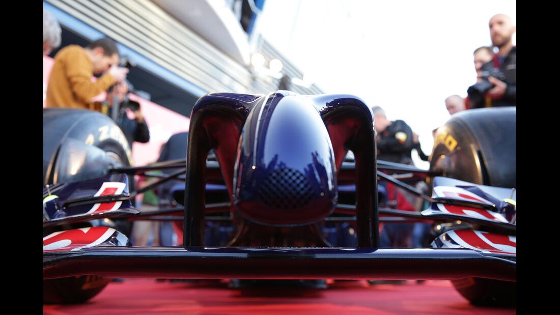 Toro Rosso - STR9 - Präsentation - Jerez - 27. Januar 2014