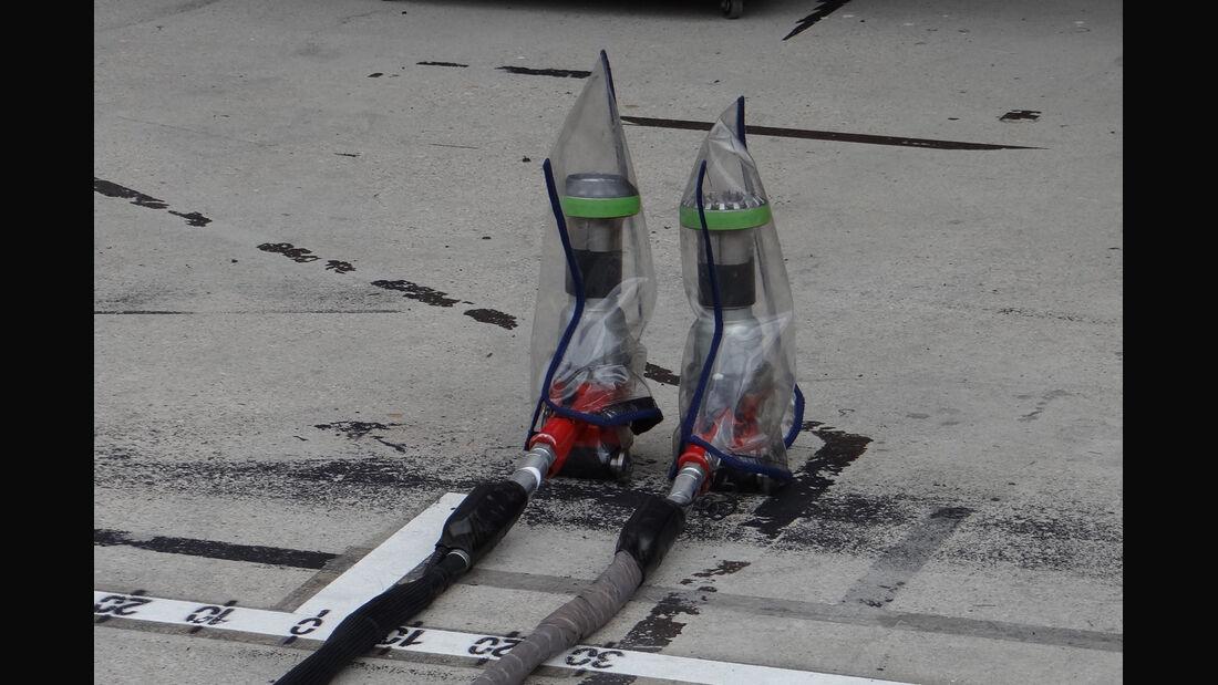 Toro Rosso Schlagschrauber - Formel 1 - Budapest - GP Ungarn - 26. Juli 2012
