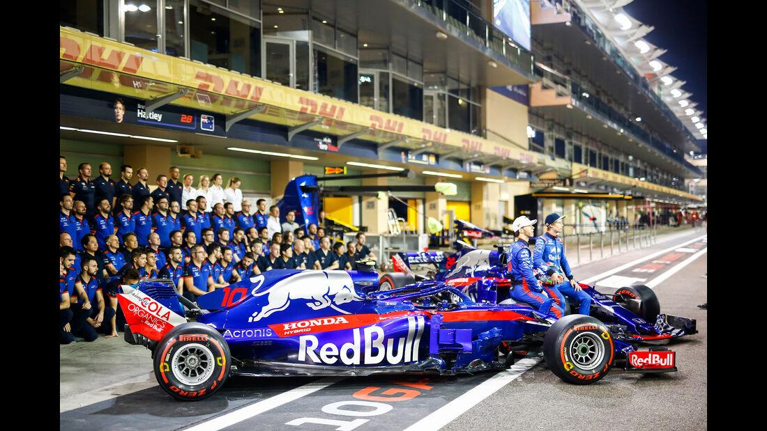 Toro Rosso - Teamfoto 2018
