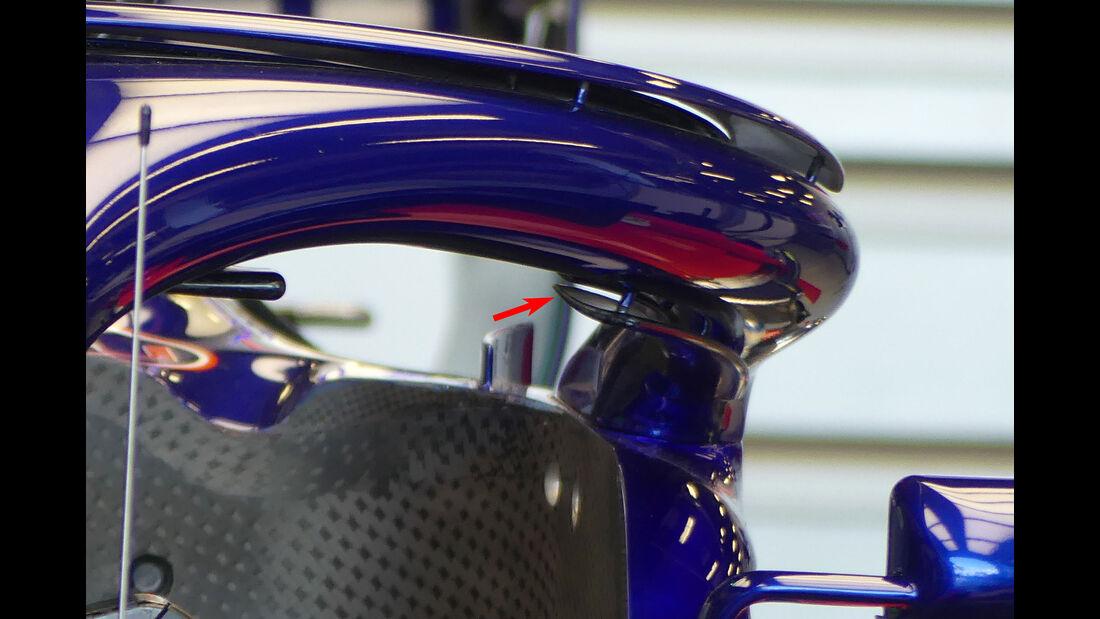 Toro Rosso - Technik-Details - GP Australien 2018 - Melbourne