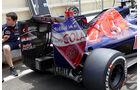 Toro Rosso - Technik - Formel 1 - GP Kanada / Aserbaidschan 2016