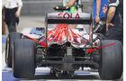 Toro Rosso - Technik - GP China 2016