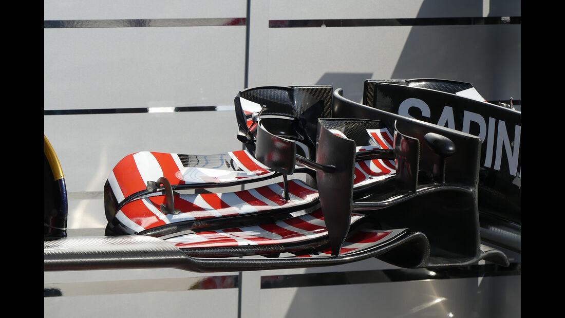 Toro Rosso - Technik - GP Italien 2016