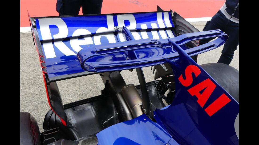 Toro Rosso - Technik - GP Malaysia / Japan 2017