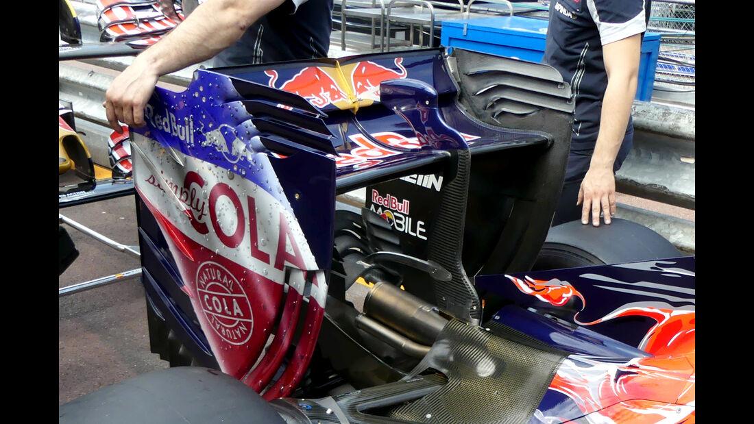 Toro Rosso - Technik - GP Monaco 2016