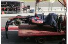 Toro Rosso Test 2011
