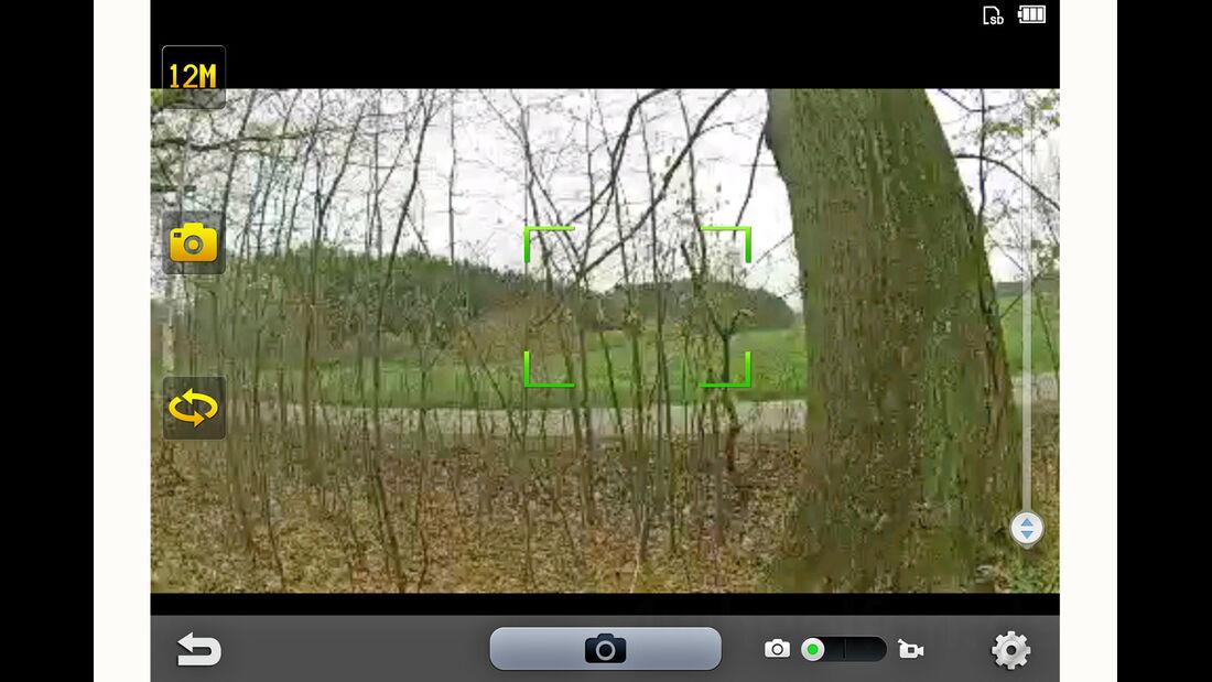 Toshiba Camileo X-Sports Action-Cam im Test