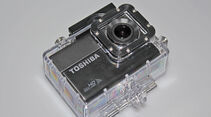 Toshiba Camileo X-Sports Action-Cam im Test