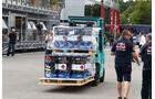 Total Benzin - GP Italien - Monza - Donnerstag - 3.9.2015