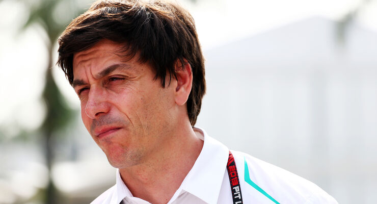 Toto Wolff 2013