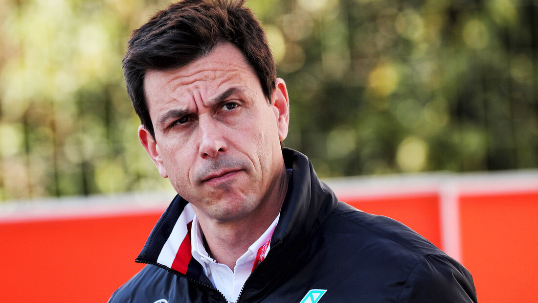 Toto Wolff - F1 - 2019