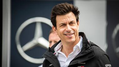 Toto Wolff - Formel 1 - 2019