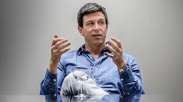 Toto Wolff Interview, AMS0917