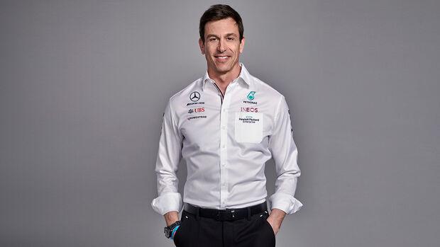 Toto Wolff - Mercedes - F1 - 2021