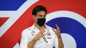 Toto Wolff - Mercedes - Formel 1