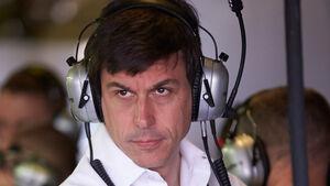Toto Wolff - Mercedes - Formel 1 - 2014