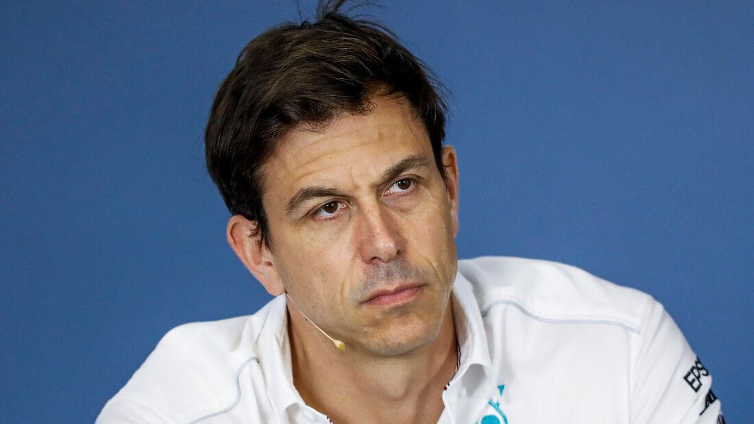 Toto Wolff - Mercedes - Formel 1 - 2018