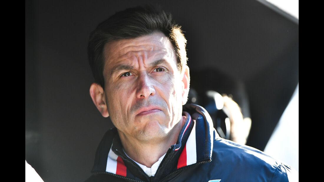 Toto Wolff - Mercedes - Formel 1 - GP Aserbaidschan - 27. April 2019