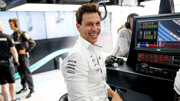 Toto Wolff - Mercedes - Formel 1 - GP Frankreich - 22. Juni 2019