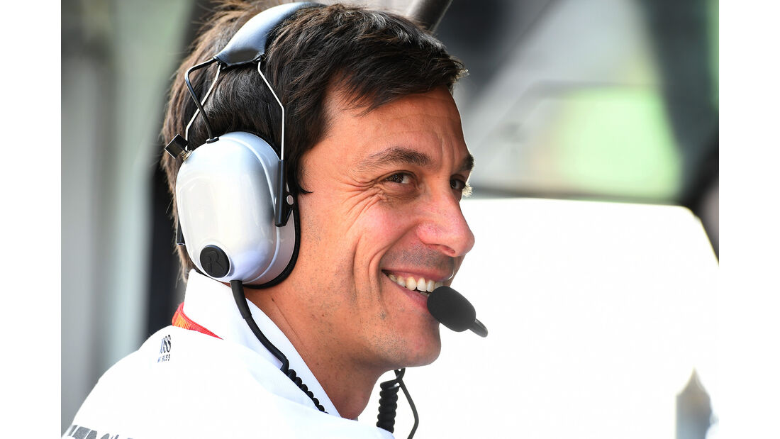 Toto Wolff - Mercedes - Formel 1 - GP Italien - Monza - 3. September 2016